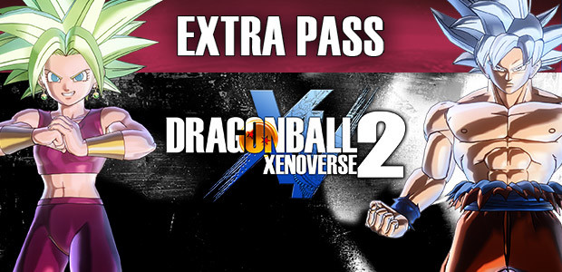 DRAGON BALL Xenoverse 2 - Extra Pass - Cover / Packshot
