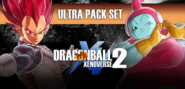 DRAGON BALL Xenoverse 2 - Ultra Pack Set - Cover / Packshot