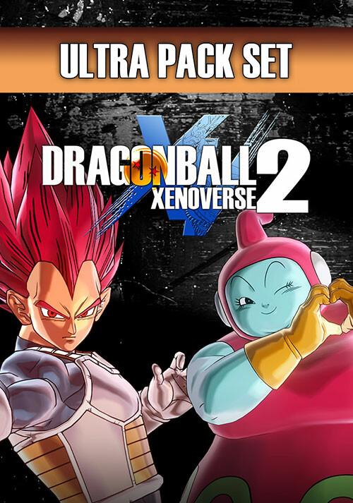 DRAGON BALL Xenoverse 2 - Ultra Pack Set - Cover / Packshot