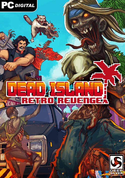 Dead Island Retro Revenge - Cover