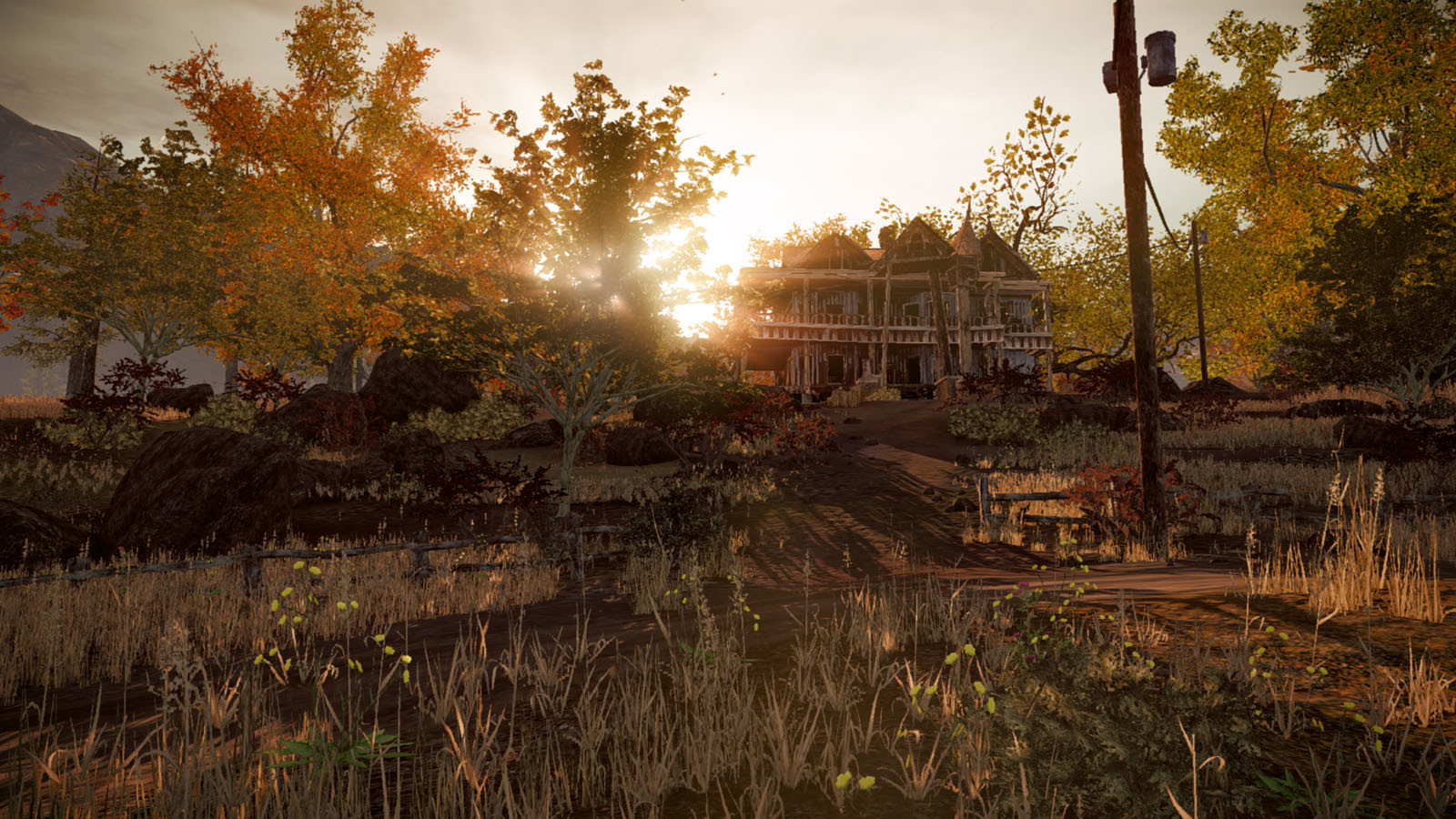state of decay how to build