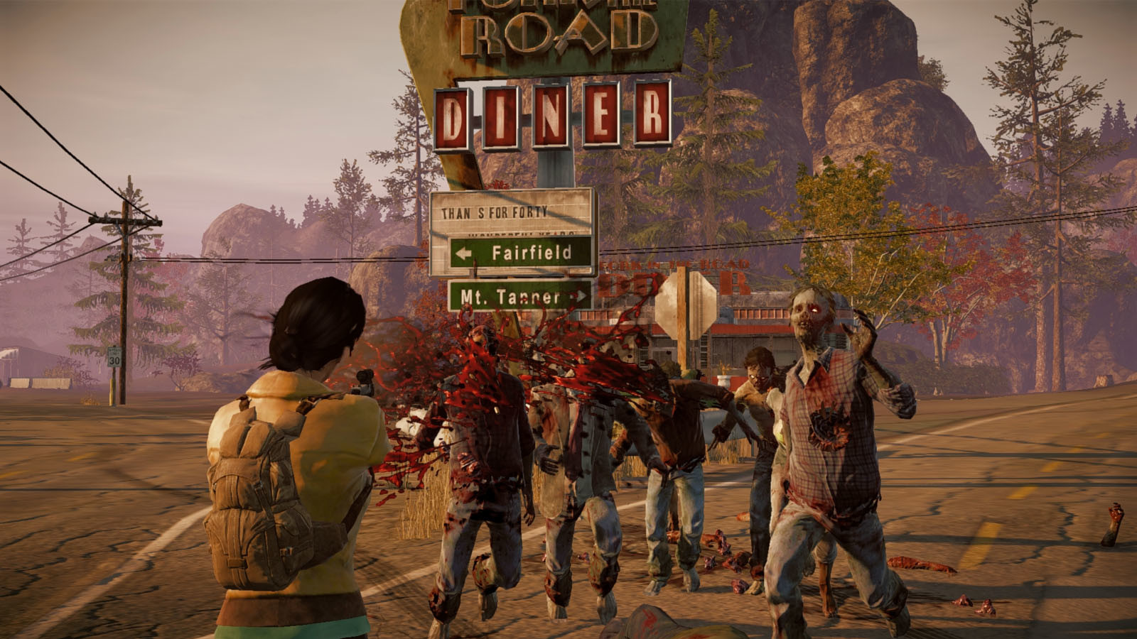 Screenshot State Of Decay Year One Survival Edition