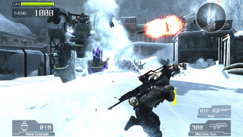 Screenshot3 - Lost Planet: Extreme Condition
