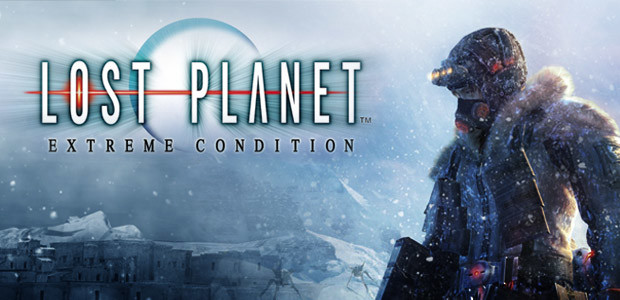 Lost Planet: Extreme Condition - Cover / Packshot