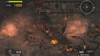 Screenshot4 - Lost Planet: Extreme Condition