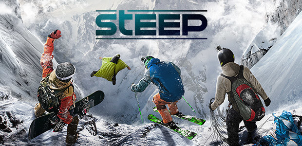 STEEP - Cover / Packshot