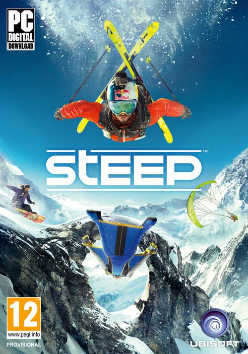 STEEP - Cover / Packshot