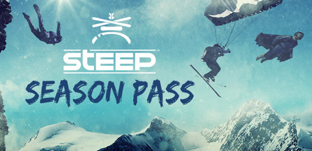 STEEP Season Pass - Cover / Packshot