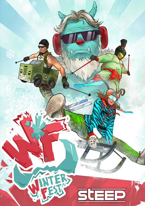 STEEP - Winterfest Pack - Cover