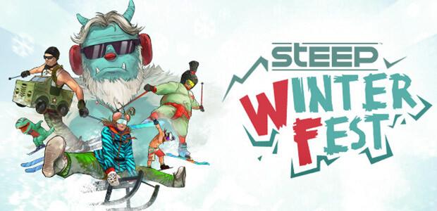 STEEP - Winterfest Pack - Cover / Packshot