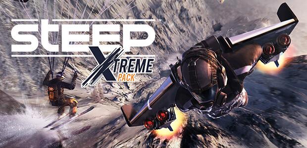 STEEP - Extreme Pack - Cover / Packshot