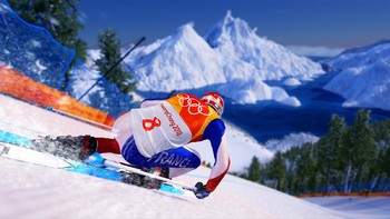 Screenshot1 - Steep Road to the Olympics