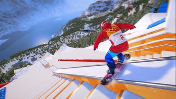 Screenshot3 - Steep Road to the Olympics