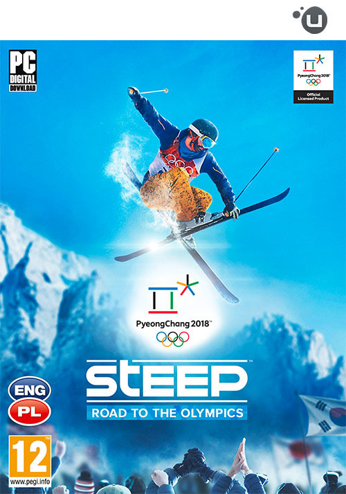 Steep Road to the Olympics - Packshot