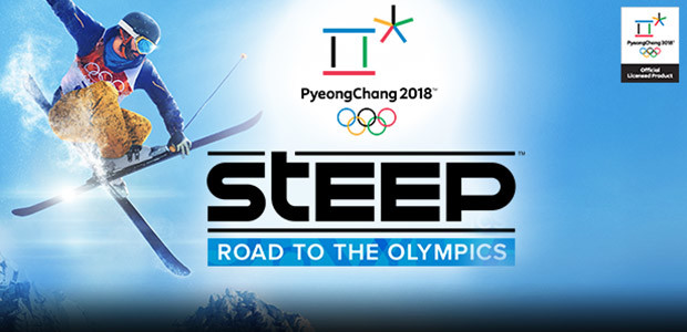STEEP Road to the Olympics - Cover / Packshot