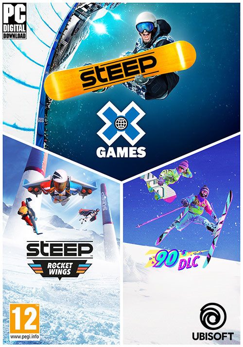 Steep X Games Pass - Cover