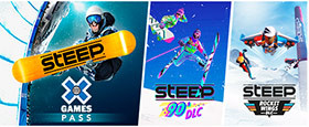 Steep X Games Pass