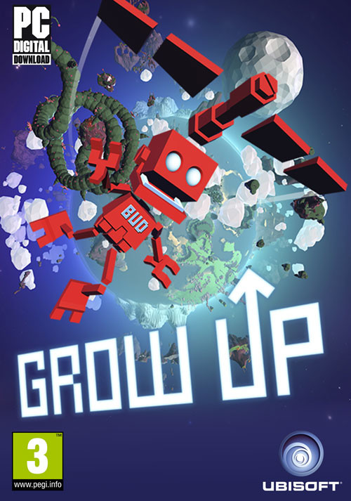 Grow Up - Cover / Packshot