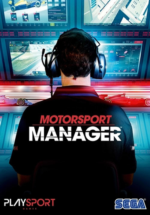 Motorsport Manager - Cover / Packshot