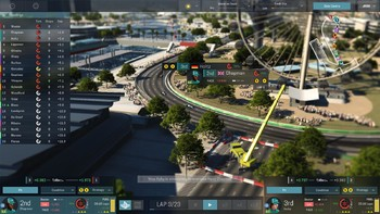 Screenshot9 - Motorsport Manager