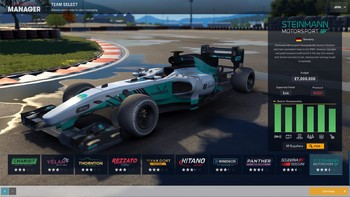 Screenshot1 - Motorsport Manager