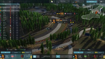 Screenshot6 - Motorsport Manager