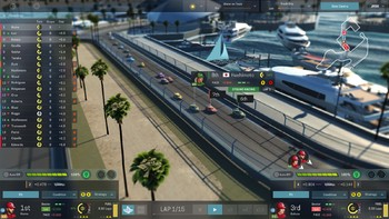 Screenshot2 - Motorsport Manager GT Series DLC