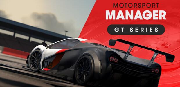 Motorsport Manager - GT Series DLC - Cover / Packshot
