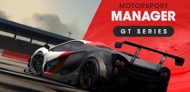 Motorsport Manager - GT Series DLC - Cover / Packshot