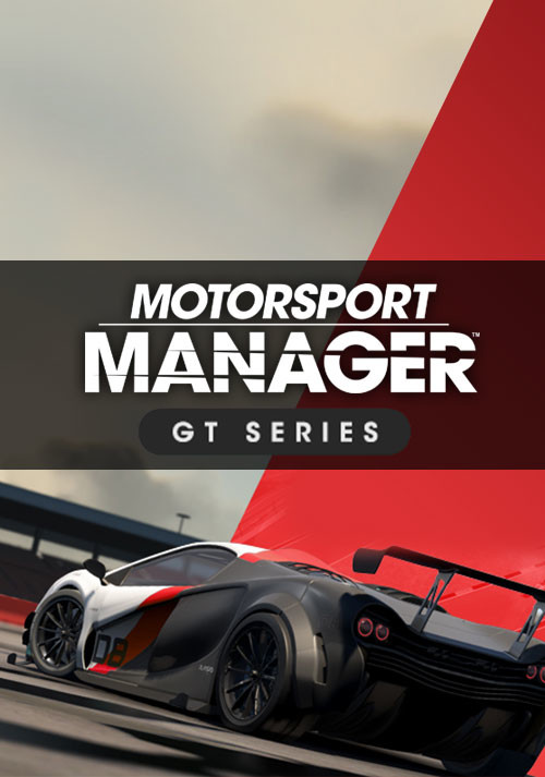 Motorsport Manager GT Series DLC - Cover