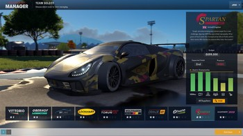 Screenshot1 - Motorsport Manager GT Series DLC