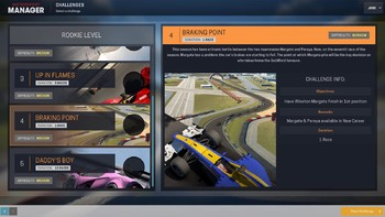 Screenshot1 - Motorsport Manager - Challenge Pack