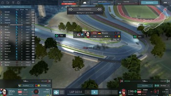 Screenshot3 - Motorsport Manager - Challenge Pack