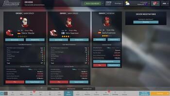 Screenshot4 - Motorsport Manager - Challenge Pack