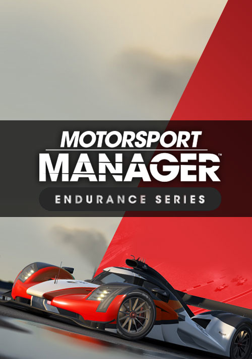 Motorsport Manager Endurance Series DLC - Packshot