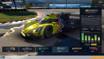 Screenshot1 - Motorsport Manager Endurance Series DLC
