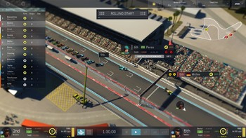 Screenshot2 - Motorsport Manager Endurance Series DLC