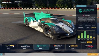 Screenshot4 - Motorsport Manager Endurance Series DLC