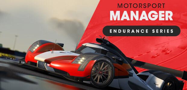 Motorsport Manager - Endurance Series DLC - Cover / Packshot