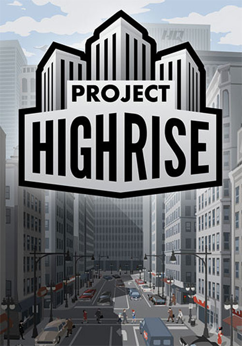 Project Highrise - Cover / Packshot
