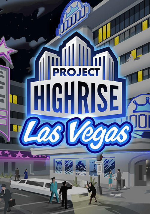 Project Highrise: Las Vegas - Packshot