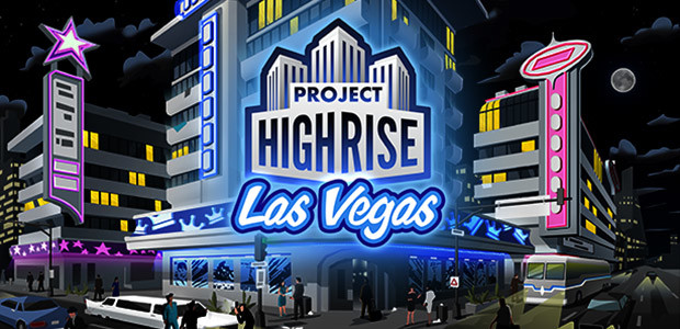 Project Highrise: Las Vegas - Cover / Packshot