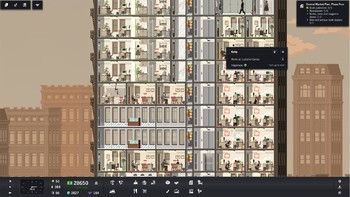 Screenshot2 - Project Highrise: London Life