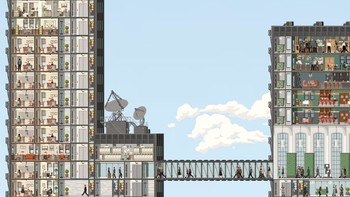 Screenshot1 - Project Highrise: London Life