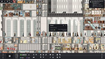 Screenshot3 - Project Highrise: London Life
