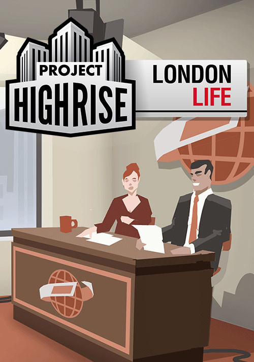 Project Highrise: London Life - Cover / Packshot
