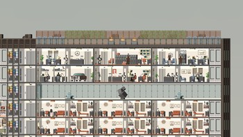 Screenshot2 - Project Highrise: Brilliant Berlin