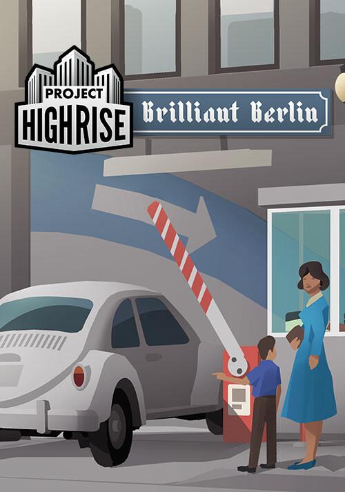 Project Highrise: Brilliant Berlin - Cover / Packshot
