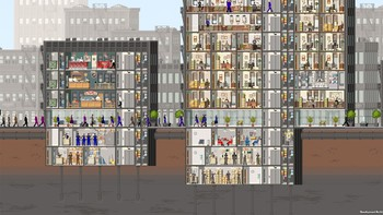 Screenshot2 - Project Highrise - Architect's Edition