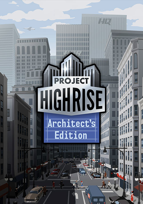 Project Highrise - Architect's Edition - Cover / Packshot